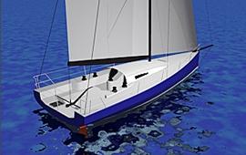 Alan Andrews Yacht Design